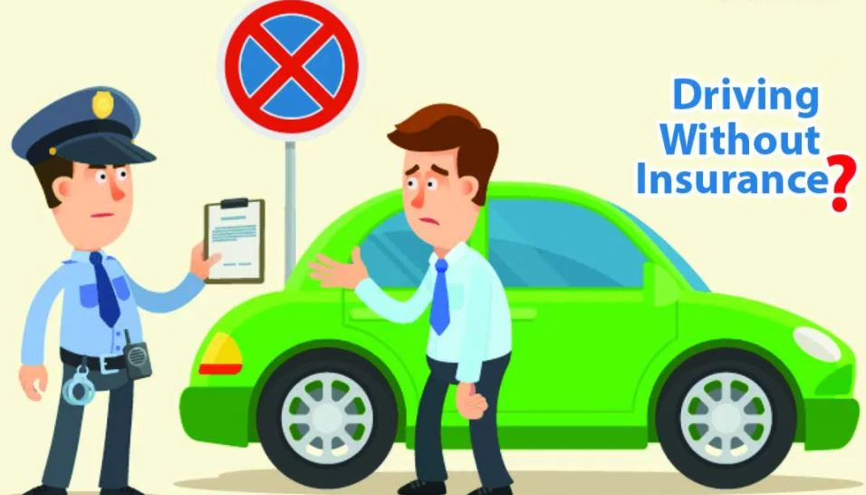 driving without insurance in nj