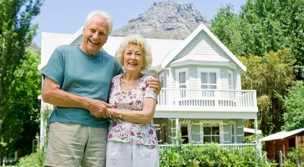 housing for seniors with low income